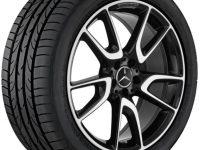 Alloy wheel A2134012500 7X23 AMG