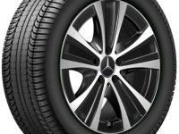 Alloy wheel A2134013600 7X23