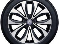 Alloy wheel A2134014500 7X44
