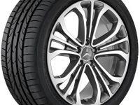 Alloy wheel A2174010302 7X21