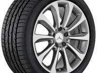 Alloy wheel A2184010600 7X21
