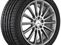 Alloy wheel A2574012000 7X21 AMG