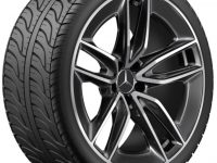 Alloy wheel A2574012200 7X23 AMG