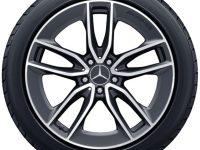 Alloy wheel A2904010300 7Y51 AMG