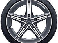 Alloy wheel A2904010400 7Y51 AMG
