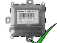 LEAR AFS Adaptive Cornering Light Control Module Unit BMW 7189311 7189312 SMC II