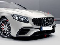 Front Bumper 63AMG Panamericana S Coupe W217 MORF