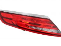 Rear light left outer European version for the model S Coupe W217 AMG Exterior