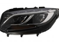 Headlight left unequipped for the model S Coupe W217 AMG Exterior MORF