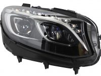 Headlight right unequipped for the model S Coupe W217 AMG Exterior MORF