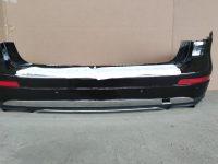 Rear bumper for the model Mercedes X166 GL