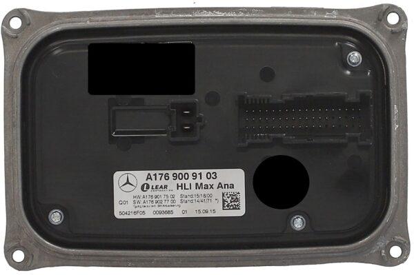 Оригинален Баласт модул A1769009103 за моделите Mercedes Benz SLC