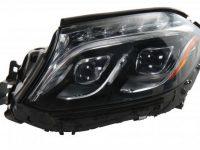 Оригинален Фар ляв Kanada/US version A1668202700 LED dynamisch GL/GLS X166