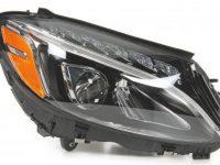 Оригинален Фар десен A2059067803 LED statisch за C Klasse W205