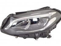 Оригинален фар ляв A2469060701 LED statisch за модела B Klasse W246