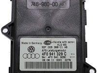 Steuergerät HELLA 4F0941329C AFS 5DF009368-11 VW