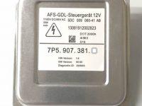 Steuergerät 5DC 009 060-40 AJ 7P5907381B AFS-GDL Porsche Cayenne 958