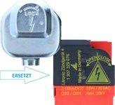 Заместваща запалка за AL 1307329076 Litronic 35W Xenon D2S D2R 35W
